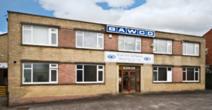 The Bradford Armature Winding Company Head Office located at Bowling Old Lane, Bradford, BD5 8HN.