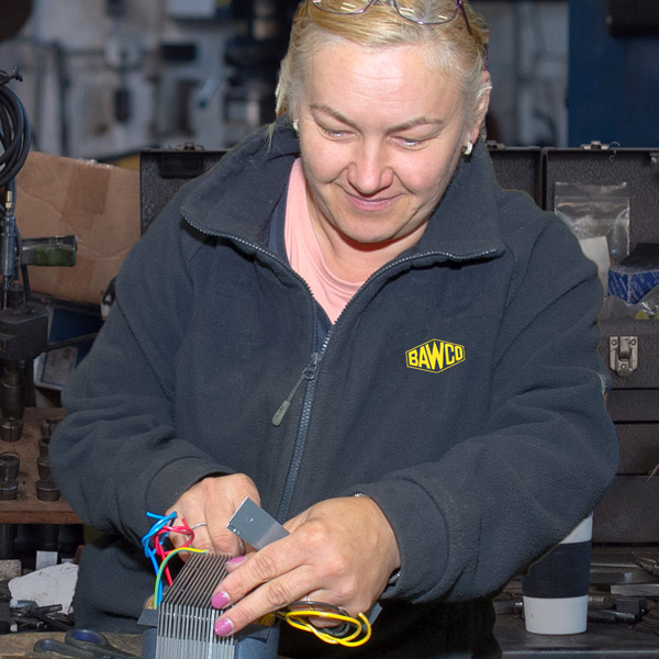 BAWCO manufactures their own transformers and have gained extensive knowledge in this field over the last 50 years.