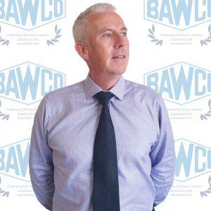 Bradford Armature Winding Company's Director of Sales: Chris Grogan.