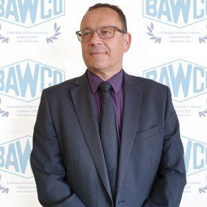 Bradford Armature Winding Company's Managing Director: Chris Lawn.
