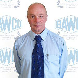Bradford Armature Winding Company's Technical Director: Keith Harrison.
