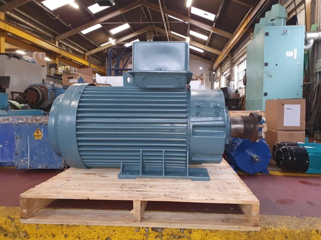 75kw slipring motor repair
